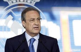 Presidente del Real Madrid